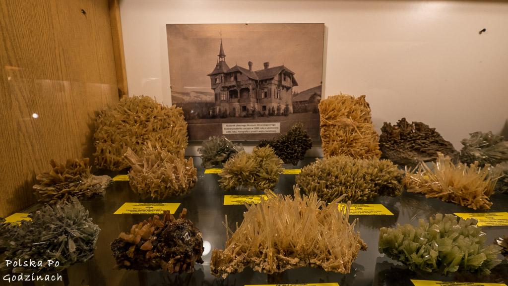 Muzeum Minearologiczne w Szkarskiej to jest obowiazkowa atrakcja
