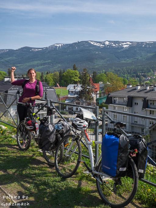 Trasy rowerowe w Szklarskiej Porebie robia wrazenie!