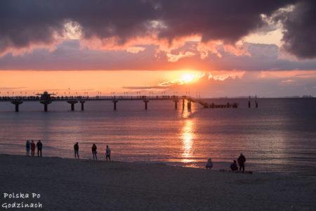 Najpiękniejsze zachody słońca nad Bałtykiem