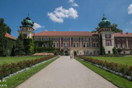 Zamek w Łańcucie- najsłynniejsza podkarpacka rezydencja