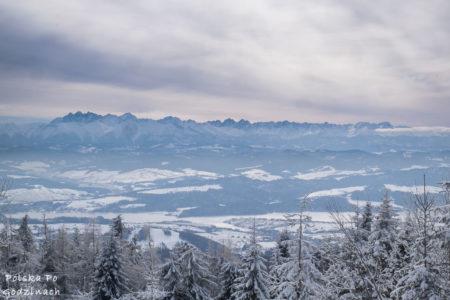 Szlak na Lubań – ostatni zimowy akcent