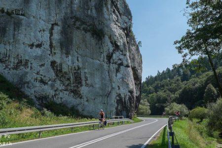 Jak dojechać rowerem z Krakowa do Ojcowa?
