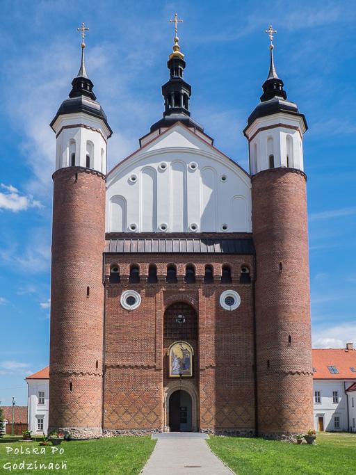 cerkiew obronna to jedna z największych atrakcji Supraśla