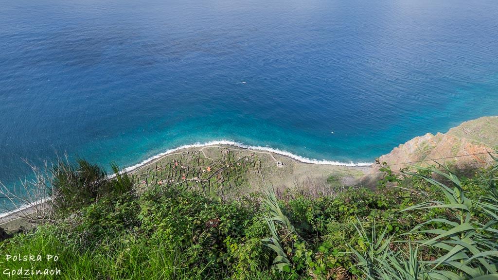 Punkty widokowe są atrakcją Madery