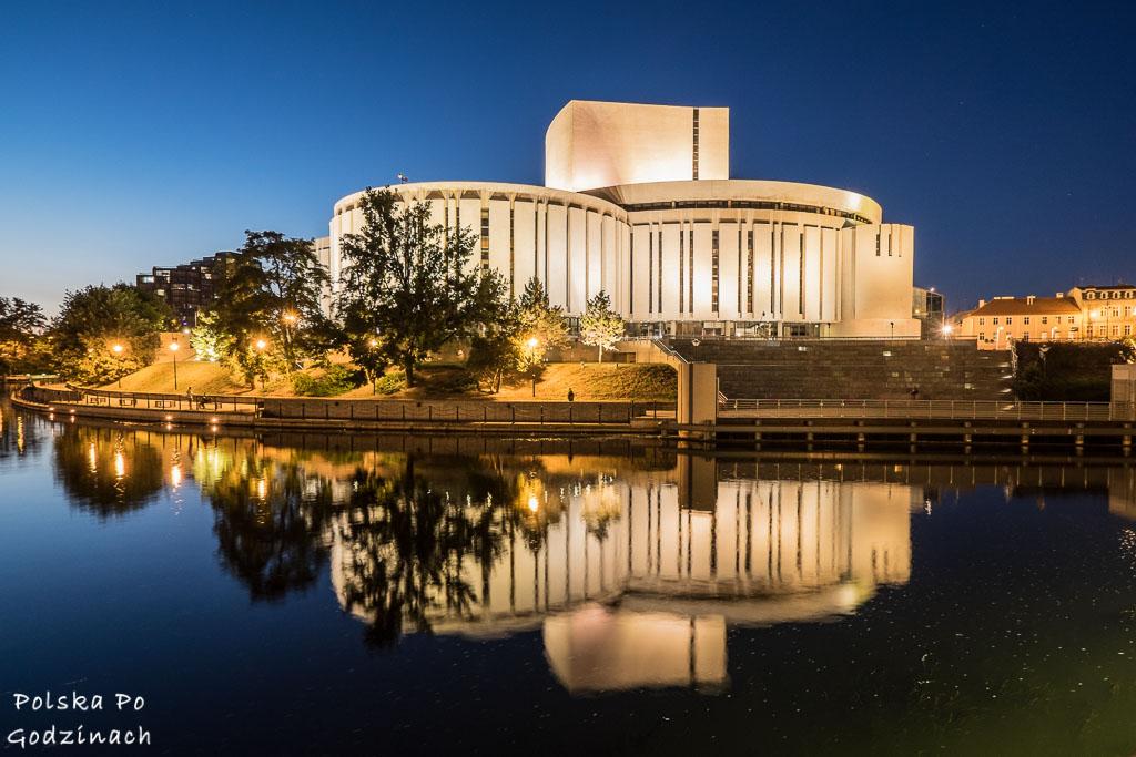 Opera Nova w Bydgoszczy to architektoniczna atrakcja Bydgoszczy.
