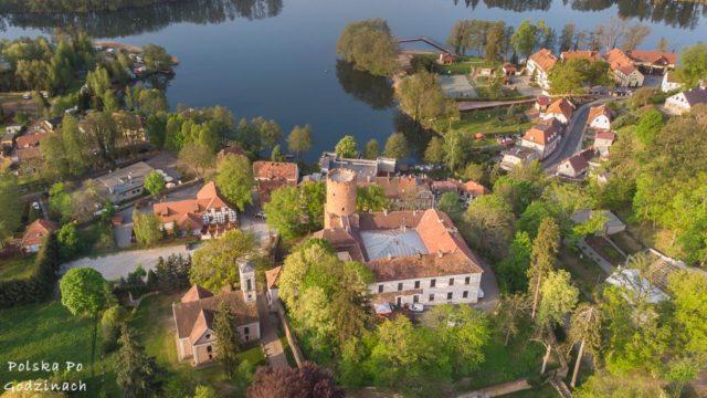 Skryty wśród lasów i jezior Łagów to perełka Lubuskiego