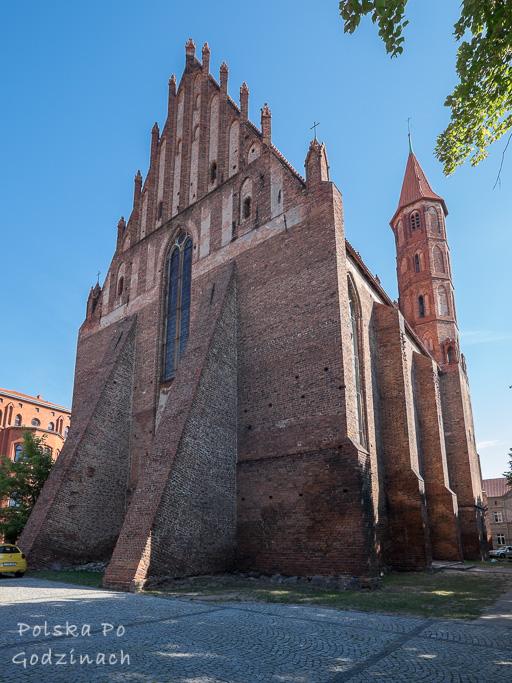 Kościół Świętego Jakuba i Mikołaja atrakcją turystyczną Chełmna