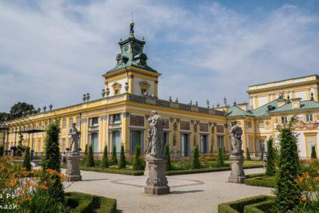 Pałac w Wilanowie. Barokowa rezydencja króla Jana Sobieskiego