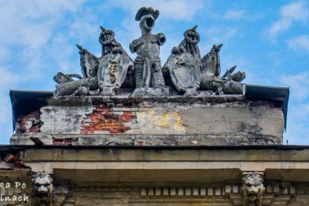 Pałac w Pilicy- Przystanek na Szlaku Orlich Gniazd