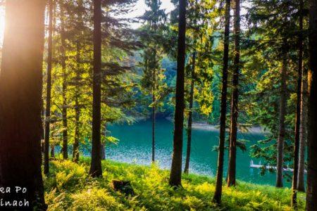 Bieszczady. Przystanek Polańczyk i jezioro Solińskie