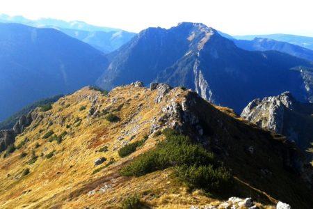 Barwy jesieni w Tatrach- Czerwone Wierchy