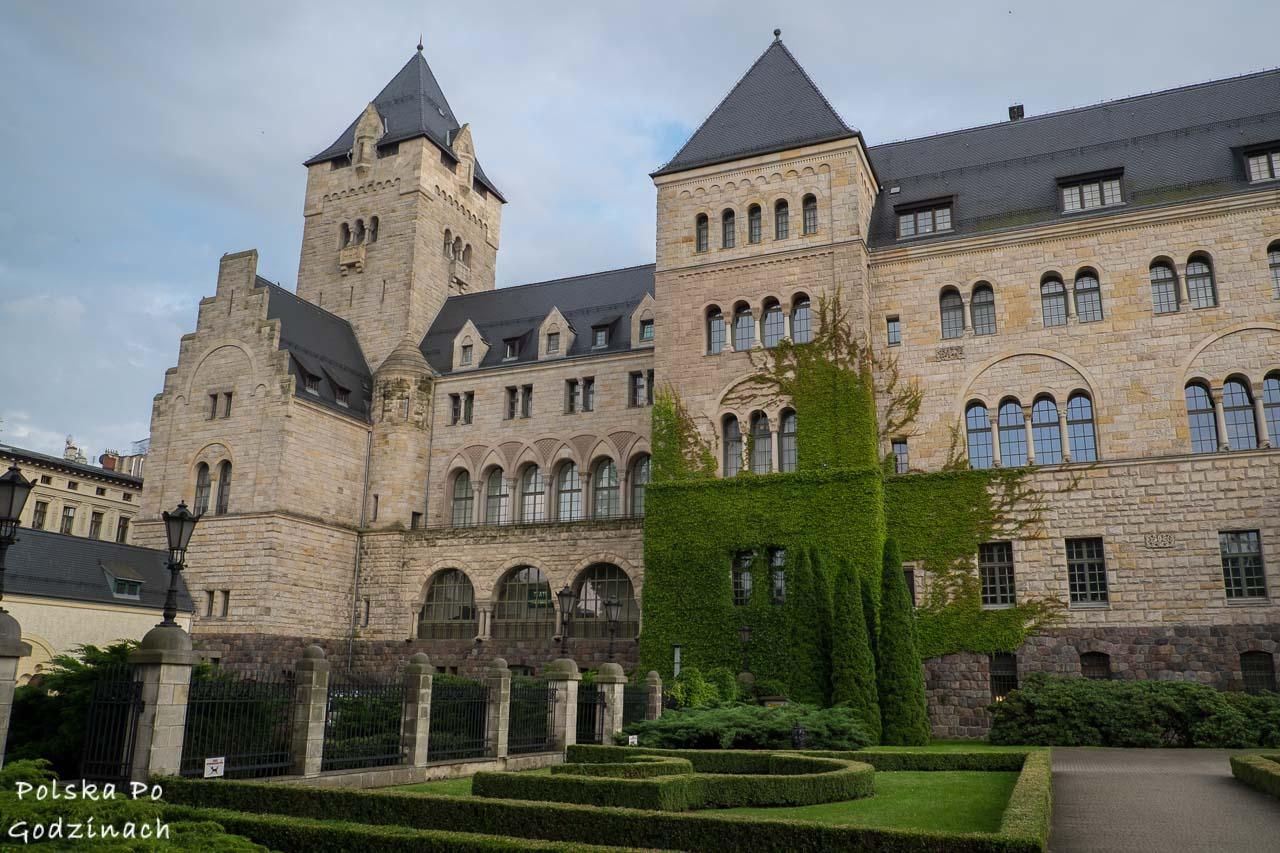 Zamek Cesarski to obowiązkowy punkt przy zwiedzaniu Poznania.