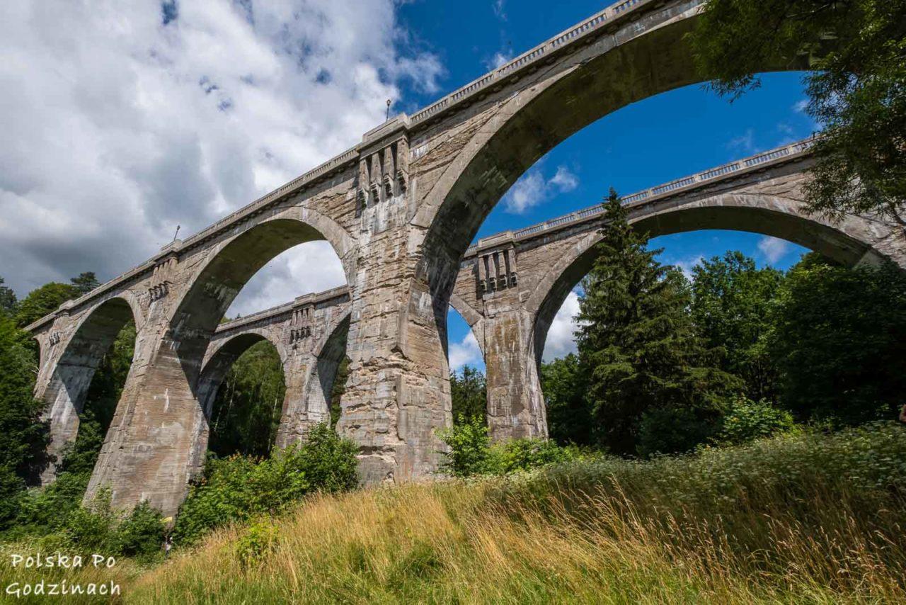 Mosty w Stańczykach to atrakcja Gołdapi i północnych Mazur